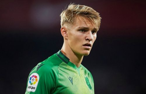 Medical today: Martin Odegaard due at Arsenal training ground to finalise loan transfer