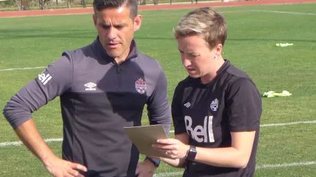 Bev Priestman takes over Canada's women's soccer team ahead of Olympic medal pursuit