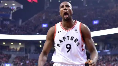 Raptors take care of business with series-clinching rout of Magic