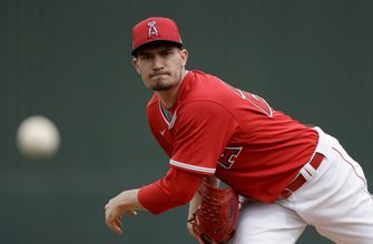 Andrew Heaney tabbed to be Angels' opening day starter