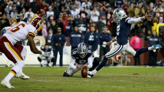 Questionable snap infraction call costs Cowboys against Redskins