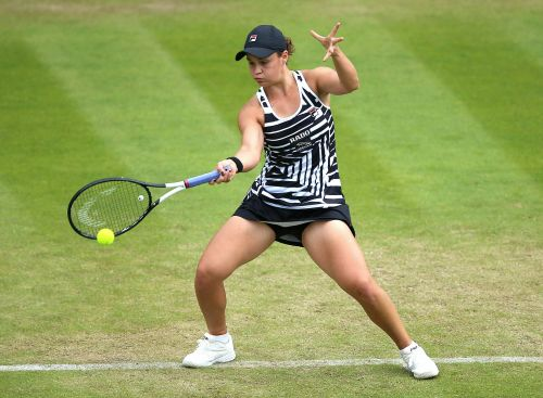 Analysis: New No. 1 Barty's rapid rise could be just a start