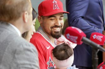 Anthony Rendon eager to team up with Trout in Angels' lineup