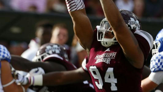 NFL Draft 2019: Mississippi State DT Jeffery Simmons tears ACL while training, report says