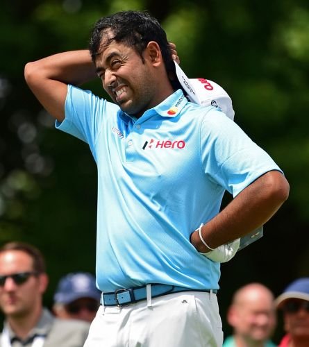 Lahiri measures field strength in airline reservations