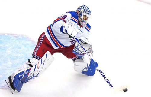 Henrik Lundqvist's legendary Rangers career: By the numbers