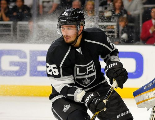 Arbitrator upholds Voynov suspension but says he served half