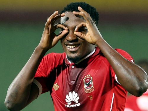 Nigeria striker Junior Ajayi signs Al Ahly extension