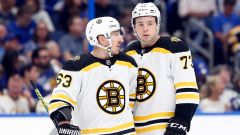 Bruce Cassidy Explains Why He's Healthy Scratching Trent Frederic