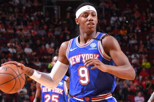 RJ Barrett raises Knicks conundrum with righty shooting talk