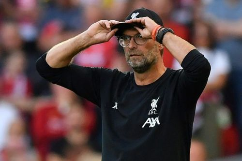 Jurgen Klopp unfazed by Liverpool's defensive lapses