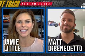 Matt DiBenedetto and Jamie Little talk fitness and dogs | Off Track