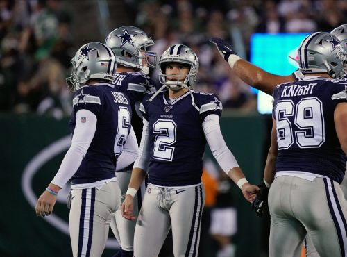 Cowboys waive kicker Brett Maher, sign Kai Forbath