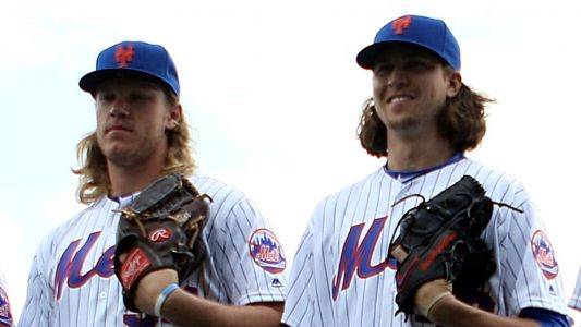 MLB trade rumors: Will the Mets keep both Noah Syndergaard and Jacob deGrom?