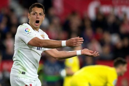 MLS club Galaxy sign 'Chicharito' - report