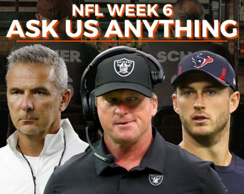 NFL Ask Me Anything Week 6: Football Outsiders LIVE!