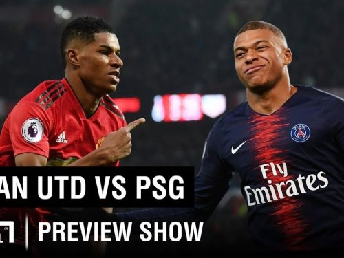 Video: Man Utd v PSG Champions League Preview Show