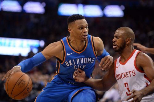 Thunder trade Russell Westbrook to Rockets for Chris Paul in blockbuster