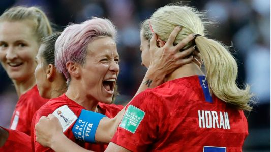 USWNT 13, Thailand 0: The incredible stats behind the USA's record-breaking World Cup opener