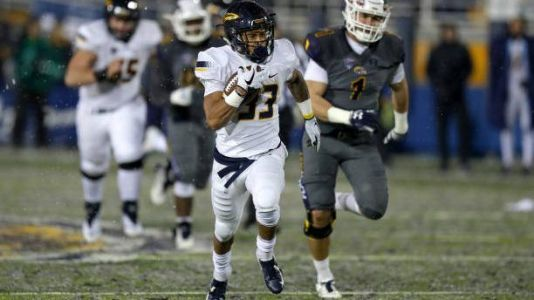 Second-leading rusher one of two RBs transferring from Toledo