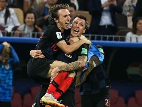 Croatia's World Cup miracle: How has a country of just four million people reached the final?