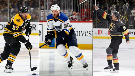 NHL awards 2019: Three finalists named for Selke Trophy