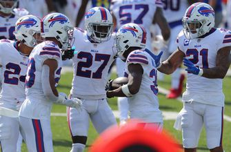 Greg Jennings: Bills are 'legitimate contenders' after roller coaster win over Rams
