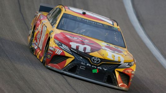 NASCAR at New Hampshire: TV schedule, lineup, qualifying drivers for Foxwoods Resort Casino 301
