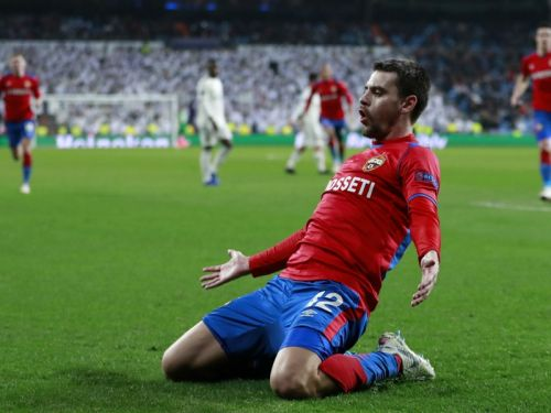 Real Madrid 0 CSKA Moscow 3: Champions humiliated at Bernabeu