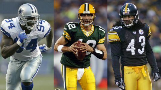NFL Draft: Ranking the 10 best first-round picks since 2000