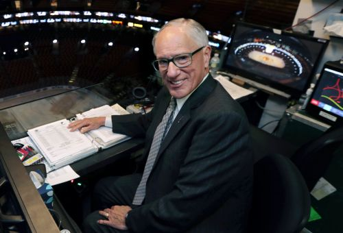 Doc Emrick to call 45th NHL Game 7 of illustrious career tonight in Bruins-Blues Stanley Cup Final