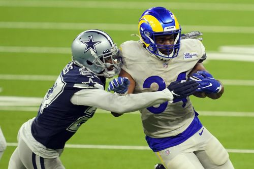 Fantasy football waiver wire: Rams' Malcolm Brown grabs opportunity by the horns