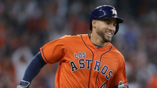 MLB wrap: Astros win third straight American League West title