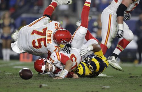 A record-setting thriller: Chiefs lose to Rams in possible Super Bowl preview