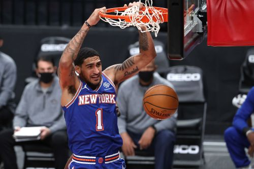 Knicks' Obi Toppin will 'likely' participate in 2021 NBA Slam Dunk contest