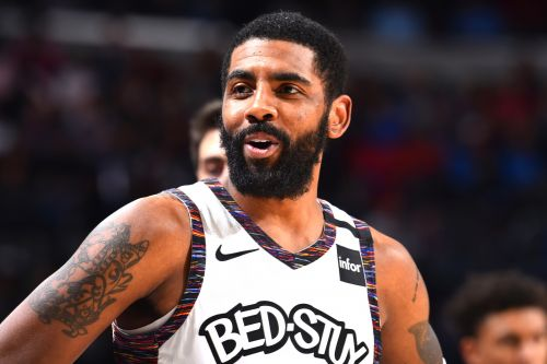 Kyrie Irving doubles down on Nets needs with 'stay the f-k out' stance