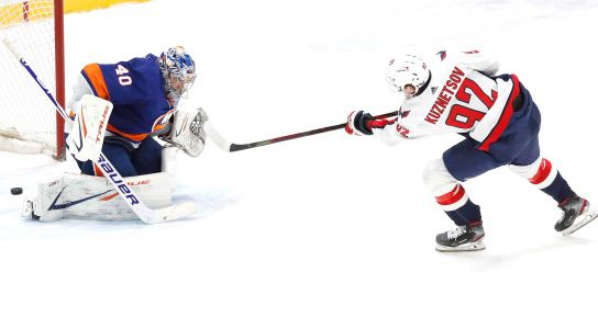 Islanders fall in shootout to the now first-place Capitals