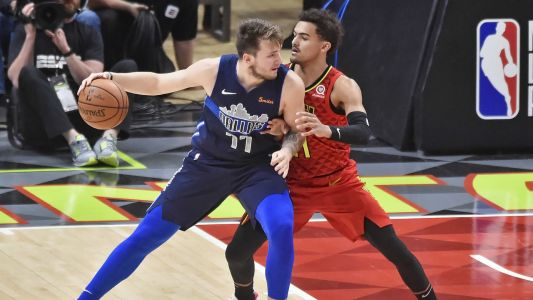 Doncic and Young are showing they were worth the price: each other