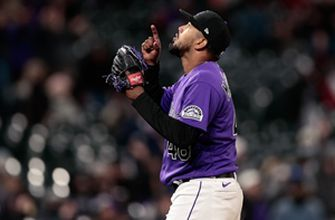 German Márquez spins two-hit complete game as Rockies get 7-2 win and doubleheader split vs. Mets