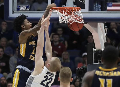 Murray State's Ja Morant puts up triple-double