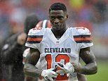Josh Gordon net worth revealed after New England Patriots trade
