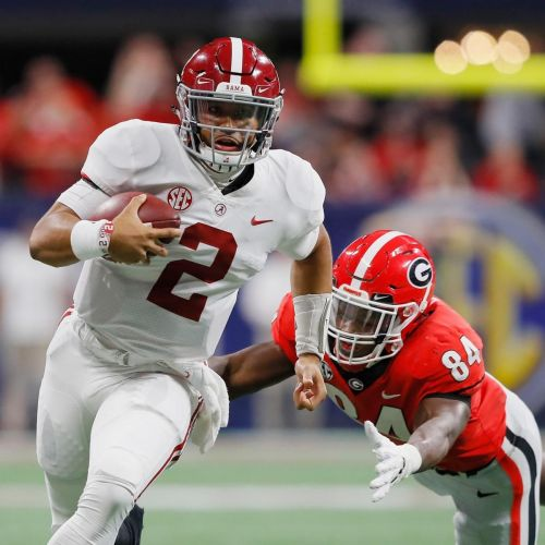 Yes, Alabama and Georgia both belong in the College Football Playoff