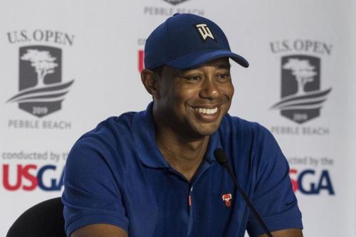 U.S. Open: Tiger Woods aiming for Jack Nicklaus' major record in next 10 years