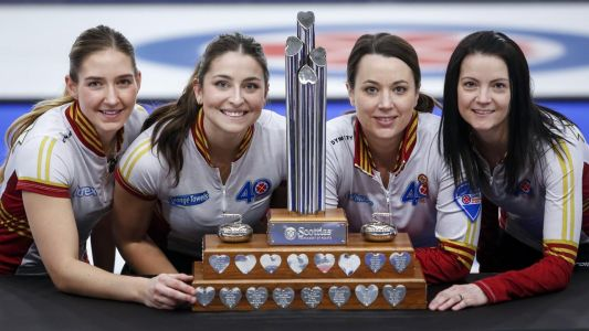 Ratings tumble for Canadian women's curling final despite repeat matchup from 2020