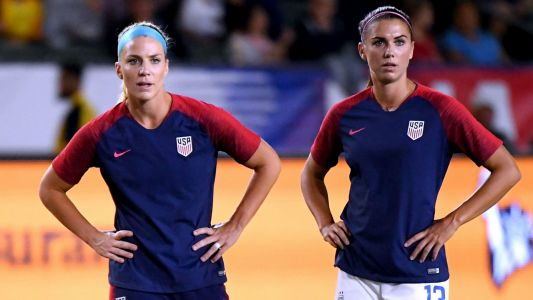 USWNT draw for FIFA Women's World Cup tougher than it looks at first glance
