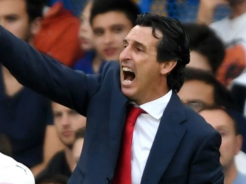 Emery calls for 'personality' as Arsenal face Benitez and Newcastle
