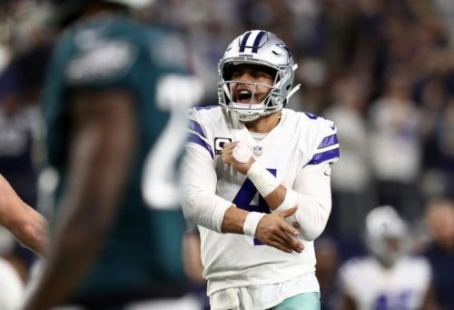 Dak Prescott nearly set NFL record, and no one noticed
