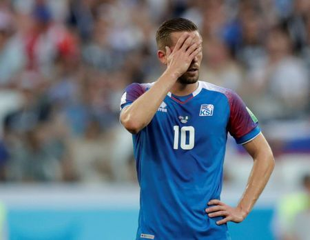 Iceland must turn defense into attack to keep World Cup dream alive
