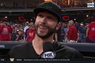 Tyler Naquin a.k.a. Billy details how he got his nickname after a 4-1 win