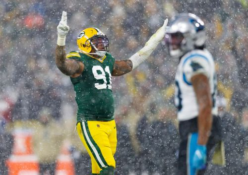 Packers stop Panthers at goal line on final play to seal win